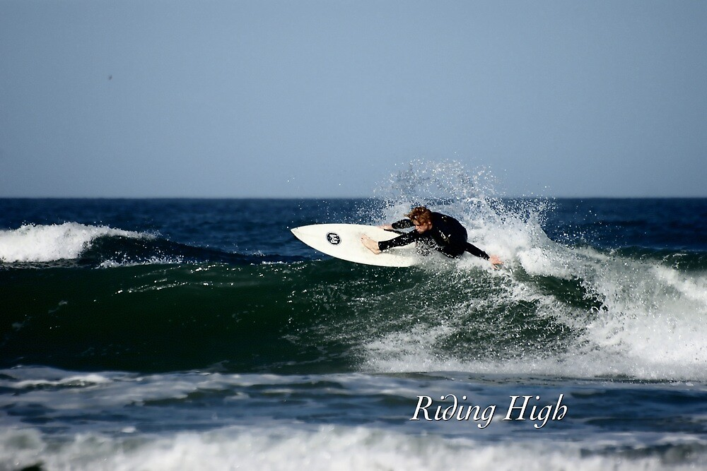 Riding High by JpPhotos