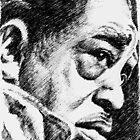 Jazz portraits-Duke Ellington by Francesca Romana Brogani