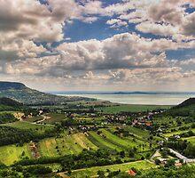 a stunning Hungary landscape by beautifulscenes