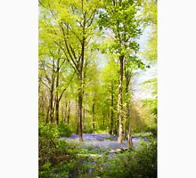 Bluebell Woods in Spring Unisex T-Shirt