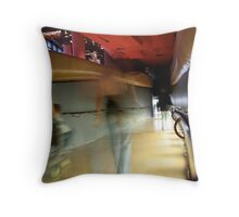 I was dreaming... Throw Pillow