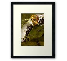 REVOLVING WORLD I Framed Print