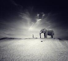 """el gran viaje"" by Luis Beltrán"