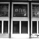 Bar Doors - The Rocks, Sydney. by Eve Parry