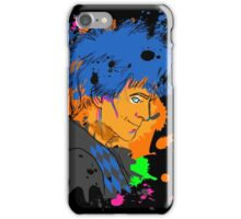 Nigel Naughty Neon  iPhone Case/Skin