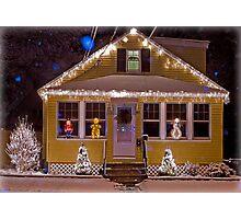 New England Holidays Photographic Print