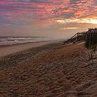 Topsail Beach by denise romano