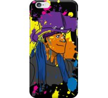 Jamie Starr Neon iPhone Case/Skin