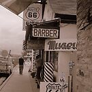 The Mother Road, Route 66. by Finbarr Reilly