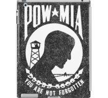 POW*MIA iPad Case/Skin