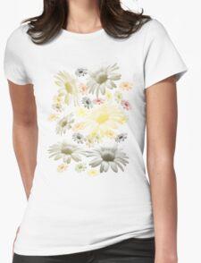 Daisy Pattern T-Shirt T-Shirt