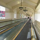 Travelator to The Bellagio by ellismorleyphto