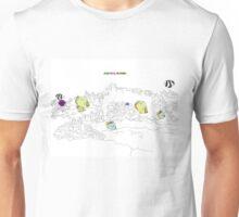 Fashion (by Austral Monkey) • Lagoon Unisex T-Shirt