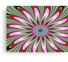 Holiday Flower Canvas Print