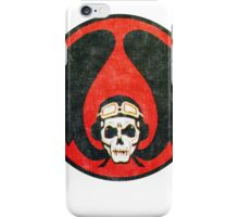 Israeli Air Force Winged Skull iPhone Case/Skin