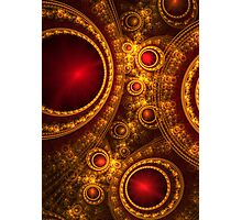 Ruby Gems Photographic Print
