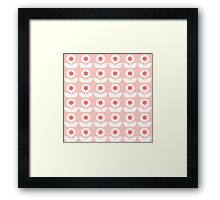 MCM Bloomin' In The Pink Framed Print