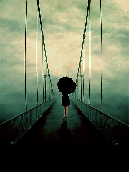 Walk Away by aciddream