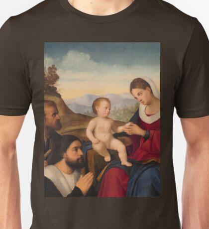 a wonderful Holy See landscape Unisex T-Shirt