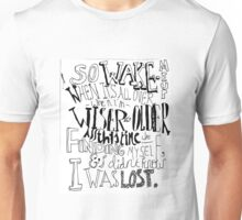 Avicii wake me up Unisex T-Shirt
