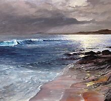 Ancient Bay - Cape Martin Beach by Pieter  Zaadstra