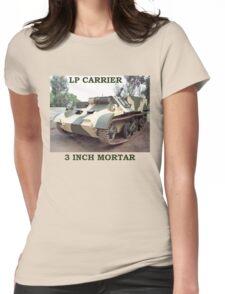 Aussie Bren carrier variant Womens Fitted T-Shirt