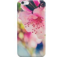 Pink Birth iPhone Case/Skin