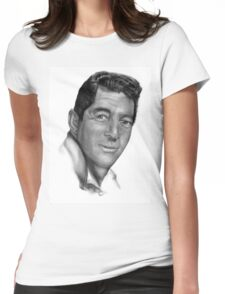 Dean Martin-King of Cool Womens Fitted T-Shirt