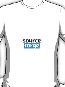 SourceForge logo T-Shirt