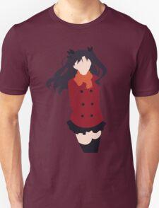 Rin Tohsaka (Fate/stay night Minimalistic Print) T-Shirt