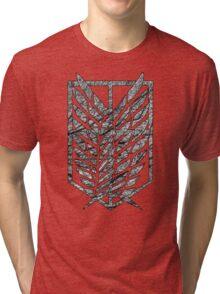 A Grim Reminder  Tri-blend T-Shirt
