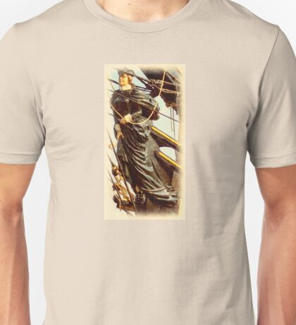 Bounty II - Figurehead Unisex T-Shirt