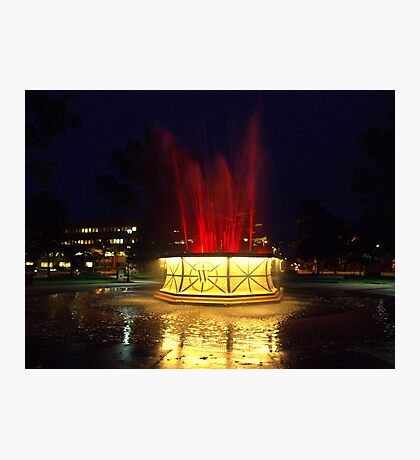 Perry Square - Erie, PA Photographic Print