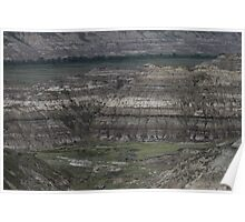 Drumheller #4, AB, Canada. Poster