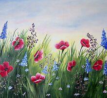 Summerfield by Ilunia Felczer