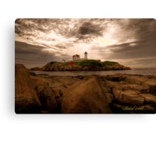 Coastal Maine, USA Canvas Print
