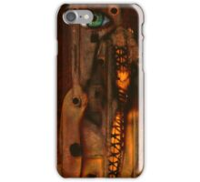 GIA II iPhone Case/Skin