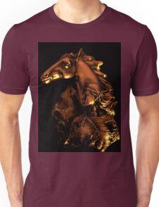 Equine Woman Unisex T-Shirt