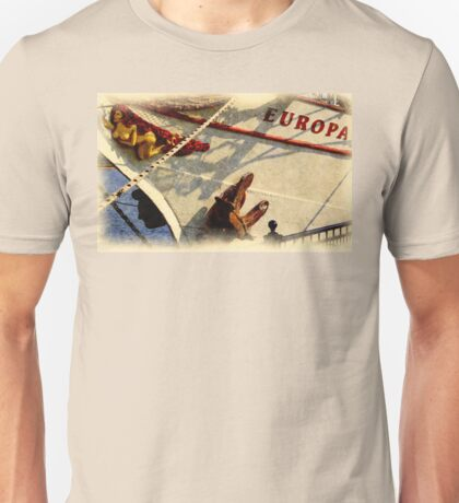 Europa - Figurehead Unisex T-Shirt