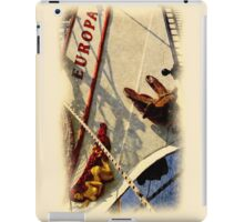 Europa - Figurehead iPad Case/Skin