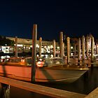Grand Canal at Night by dawesy