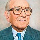 John Allsopp's father Stan by allspp