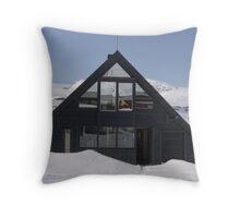 Freezing! Throw Pillow