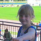 Rhian - Athletics by John Brotheridge