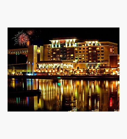 Sheraton on the Bay - Erie, PA Photographic Print