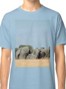 a desolate Tanzania landscape Classic T-Shirt