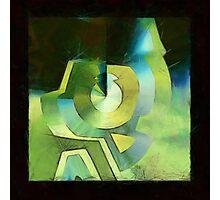 abstract 13 (DaP) Photographic Print
