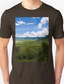 an inspiring Tanzania landscape T-Shirt