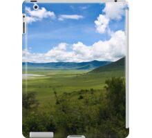 an inspiring Tanzania landscape iPad Case/Skin