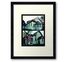 Faith in Community Framed Print